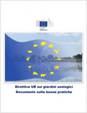 Direttiva UE sui giardini zoologici - Buone pratiche