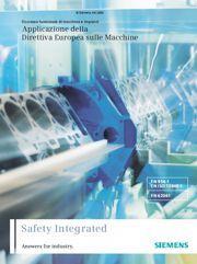 Siemens - Safety Integrated: Sicurezza funzionale di macchine e impianti