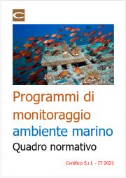 Programmi di monitoraggio ambiente marino | Quadro normativo