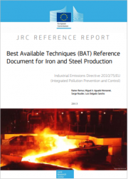 BREF Iron and Steel Production