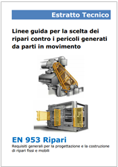 Linee guida per la scelta dei ripari EN 953