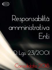 D.Lgs. 231/2001 Responsabilità amministrativa enti | Consolidato 2018