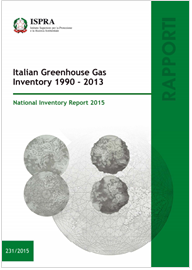 Italian Greenhouse Gas Inventory 1990-2013