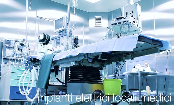 Schemi Elettrici Unifilari Esempi : Cei v impianti elettrici nei locali medici certifico srl