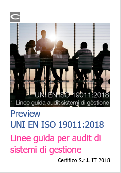 Preview UNI ENB ISO 19011