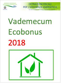 Vademecum ENEA Ecobonus 2018
