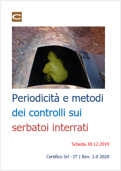 Controlli serbatoi interrati Rev  1 0 2020