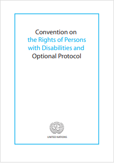 Convention on the Rights of Persons with Disabilities  CRPD