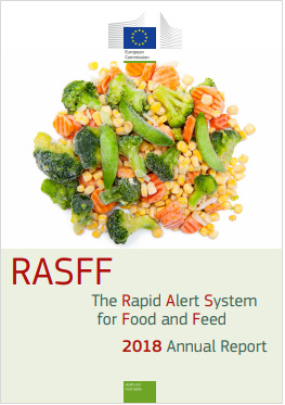 RASFF Annual report 2018