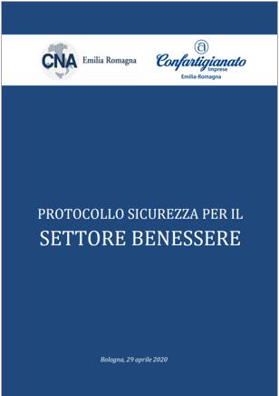 Covid 19 Protocollo Sicurezza Per Il Settore Benessere Certifico Srl