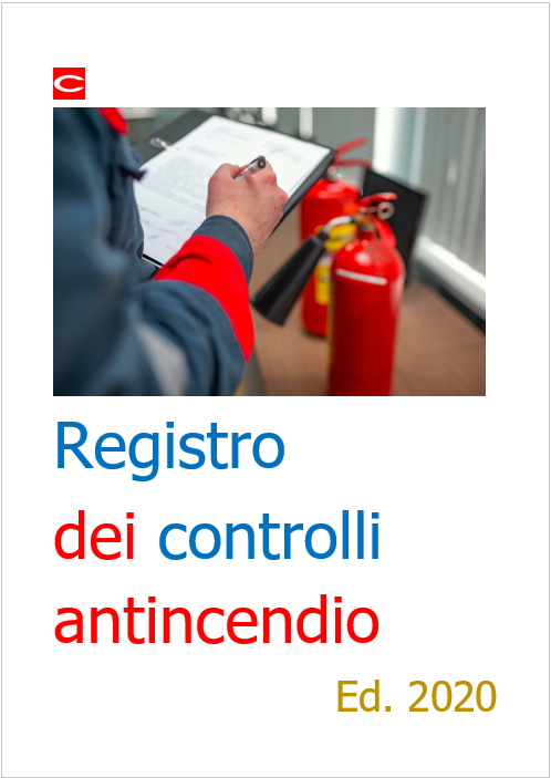 Registro controlli Antincendio 2020