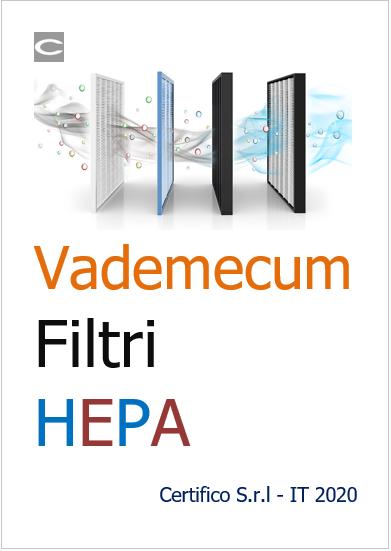 Vademecum filtri HEPA