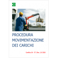 Procedura movimentazione dei carichi