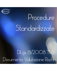 DVR Procedure Standardizzate