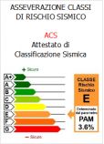 Attestasto classificazione Sism ca