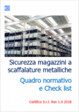 Cover Scaffalature metalliche