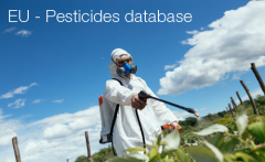 EU Pesticides database