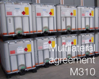 Multilateral agreement 310