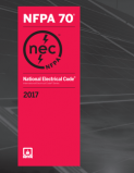 NFPA 70   National Electrical Code 2017