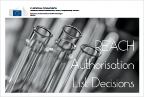 REACH Authorisation List