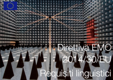 Requisiti linguistici EMC