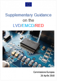 Supplementary Guidance LVD EMCD RED