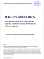 Guidelines Exposure to Time Varying Electric  Magnetic  and Electromagnetic Fields  Up to 300 GHz