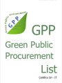 Green Public Procurement  GPP    List