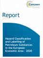Hazard Classification and Labelling of Petroleum Substances in the EC Area