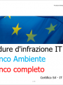 Procedure d infrazione IT   EU Elenco Ambiente e completo