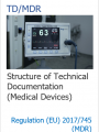 Structure Technical Documentation Medical Devices