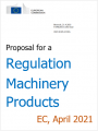 Proposal Regulation Machinery Products