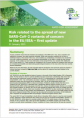 Risk related spread of new SARS CoV 2 variants in the EU EEA
